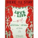 Love Life, Musicals, By Kurt Weill, Alan Jay Lerner