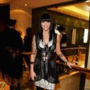 Ruby Rose Cavanagh attend the official launch party for Sean's Kitchen at Star City on September 10, 2008 in Sydney, Australia