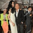L'Wren Scott and Daphne Guinness host an intimate dinner at Romera, New York, America - 15 Sep 2011 - 454 x 682