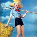 Betty Grable - 323 x 434