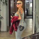 Amber Rose Running Errands in Los Angeles, California - September 13, 2016 - 454 x 486