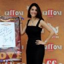 Caterina Murino - Giffoni Experience 2010 On July 26 In Giffoni Valle Piana, Italy - 454 x 313