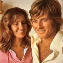 Lola Van Wagenen and Robert Redford - 427 x 640