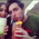Abigail Halliday and Josh Franceschi