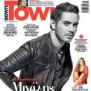 Michalis Hatzigiannis - Down Town Magazine Cover [Greece] (26 May 2016)
