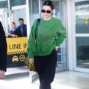 Kendall Jenner – Arrives at JFK airport in New York