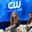 Robin Givens – 'Riverdale' Panel at 2018 TCA Summer Press Tour in Los Angeles - 454 x 305