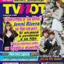Gloria Trevi - TV Notas Magazine Pictorial [Mexico] (11 December 2012) - 454 x 594
