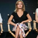 Ella Purnell – Belgravia Panel at 2020 Winter TCA Tour in Pasadena - 454 x 651