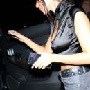 Chantel Jeffries – Spotted at Poppy nightclub in West Hollywood - 454 x 681
