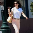 Camilla Belle – Shopping in Santa Barbara - 454 x 681