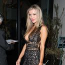 Joanna Krupa – Leaving Catch Restaurant in West Hollywood - 454 x 614