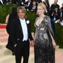 Keith Urban and Nicole Kidman :  'Manus x Machina: Fashion In An Age of Technology' Costume Institute Gala - 400 x 600