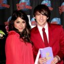 Daniella Monet and Drake Bell