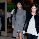 Nicole Scherzinger: arrives at LAX