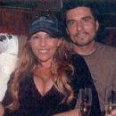 Diego Olivera and Monica Ayos