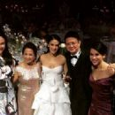 Chiz & Heart Wedding: Twice the love; twice to forever - 454 x 327
