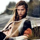 Kasia Struss - Vogue Magazine Pictorial [France] (September 2013)