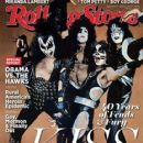Gene Simmons, Paul Stanley, Ace Frehley & Peter Criss
