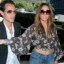 Jennifer Lopez Promoting Their New Film 'El Cantante' (25.07.2007)