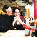 Karen Duffy and John Lambros