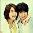 Jung Yong Hwa and Park Shin-hye