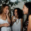 Rosario Dawson - Jul 15 2008 - Launch Party For The Tara Smith Hair Products In London