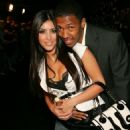 Nick Cannon and Kim Kardashian