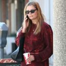Mischa Barton out in Beverly Hills