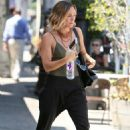 Briana Evigan out in Los Angeles - 454 x 681