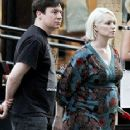 Mike Myers and Kelly Tisdale - 233 x 451