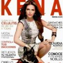 Claudia Álvarez- Kena Mexico Magazine August 2013