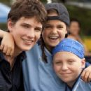 MICHAEL CHRISTOPHER BOLTEN, BAILEE MADISON and TANNER MAGUIRE star in LETTERS TO GOD. - 454 x 303