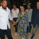 Jennifer Lopez – Arrives at a Swanky Restaurant in Tel Aviv