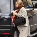 Ashley Olsen's Winter Weekend in NYC