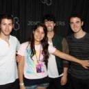 Jonas Brothers Paraguay Press Conference