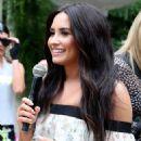Demi Lovato–The 'Demi Lovato for Fabletics' Launch Party in Los Angeles