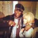 Faith Evans and Notorious B.I.G