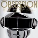 Daft Punk - Obsession Magazine Cover [France] (May 2013)