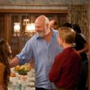 (L-r) MADELINE CARROLL, director ROB REINER and CALLAN McAULIFFE on the set of Castle Rock Entertainment's coming-of-age romantic comedy 'FLIPPED,' a Warner Bros. Pictures release. Photo by Ben Glass