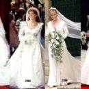Diana, Sarah, Sophie & Kate's dresses