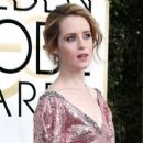Claire Foy at The 74th Golden Globes Awards (2017) - 454 x 255