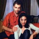 Angelina Jolie and Jonny Lee Miller - 454 x 523