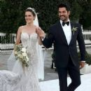 Fahriye Evcen and Burak Özçivit : Wedding Day - 454 x 453