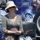 Ashley Judd - IRL Indycar Series Honda Grand Prix Of St. Petersburg, 04.04.2009.