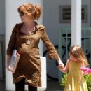 Isla Fisher: Teaching Olive to Be a Big Sister