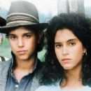 Ralph Macchio and Jami Gertz