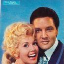 Donna Douglas, Elvis Presley - Cine Tele Revue Magazine Pictorial [France] (19 May 1966) - 365 x 485