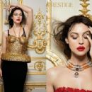 Monica Bellucci - Prestige Magazine Pictorial [Hong Kong] (October 2013)