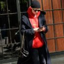 Cara Delevingne – Leaves her hotel in New York City